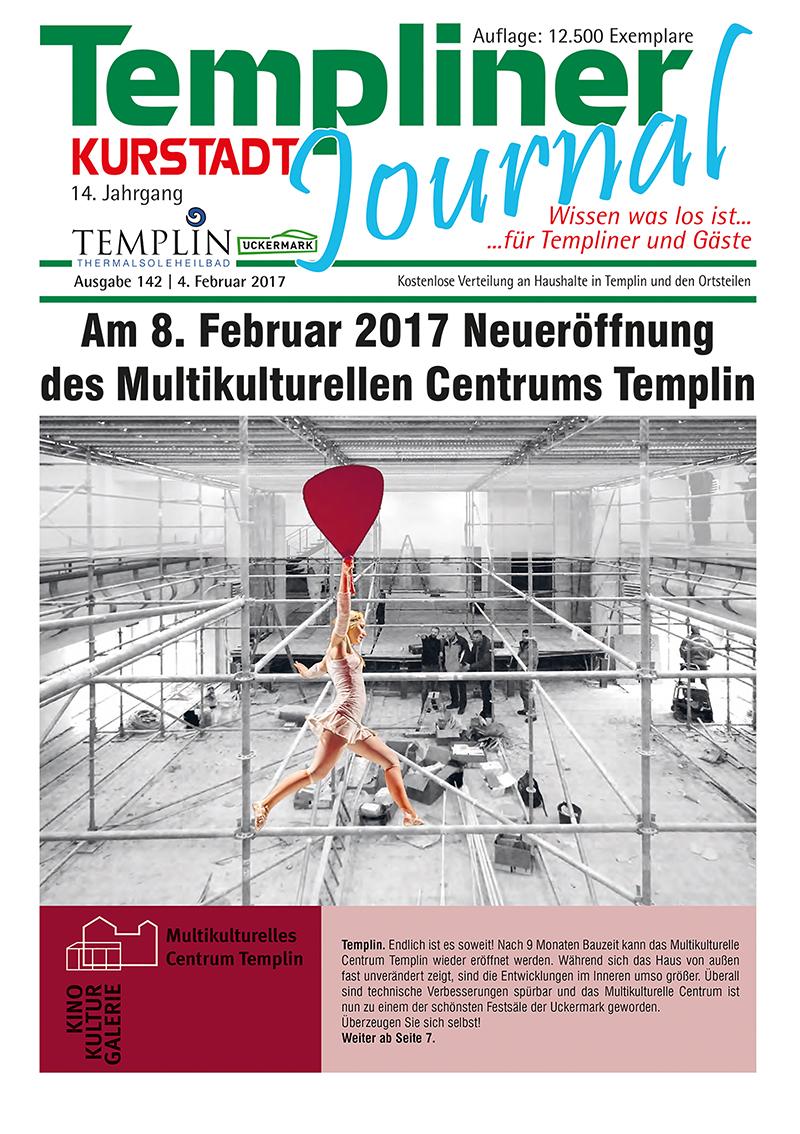 Templiner Kurstadt Journal 142 vom 04.02.2017